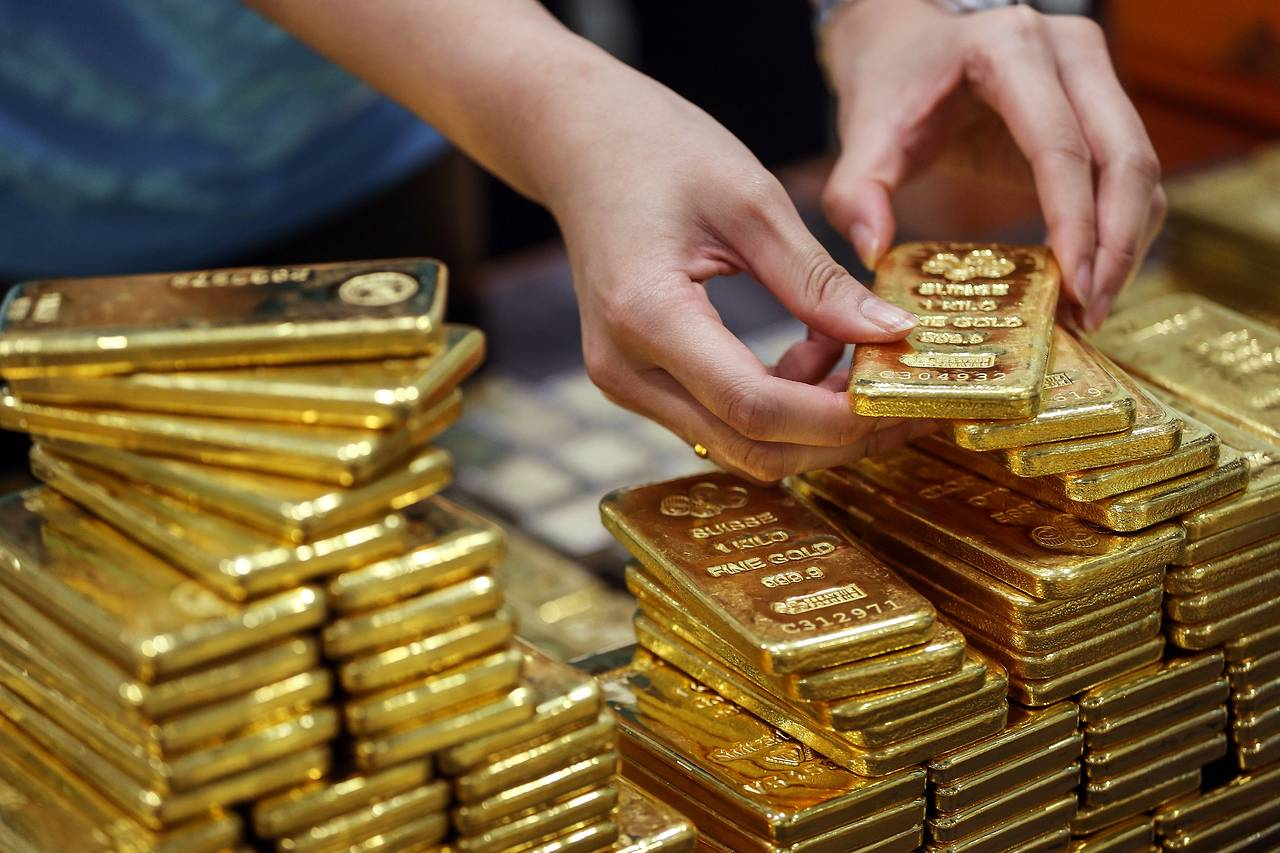 Gold prices hold up well, looking robust