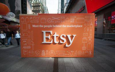 Etsy names Josh Silverman as its new CEO