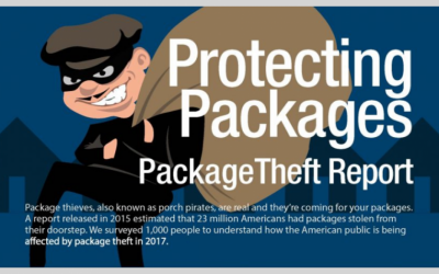 Protect Your Customers from Package Theft, Adopt These 5 Strategies (INFOGRAPHIC)