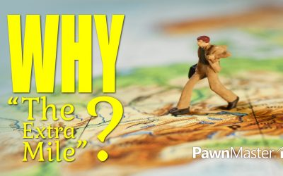"""Why """"The Extra Mile""""?"""