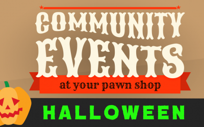 4 Ideas for Drawing People to Your Shop this Halloween